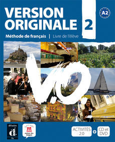 VERSION ORIGINALE A2 - LIBRO DEL ALUMNO + CD + DVD