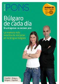 BÚLGARO DE CADA DÍA + CD