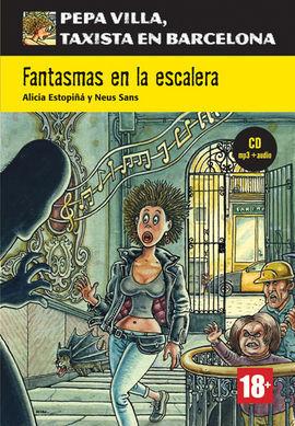 FANTASMAS EN LA ESCALERA + CD