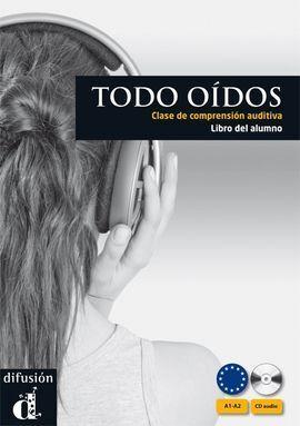 TODO OIDOS LIBRO DEL ALUMNO CD AUDIO