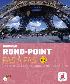 ROND POINT PAS A PAS B1.2 LIVRE DE LELEVE CAHIER DEXERCICES