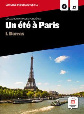 UN ETE A PARIS CD
