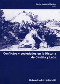 CONFLICTOS Y SOCIEDADES EN HISTORIA CASTILLA Y LEO