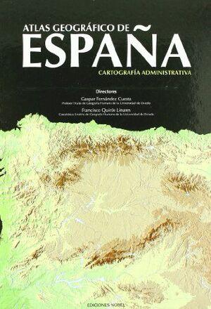 ATLAS GEOGRÁFICO DE ESPAÑA TOMO II