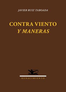 CONTRA VIENTO Y MANERAS