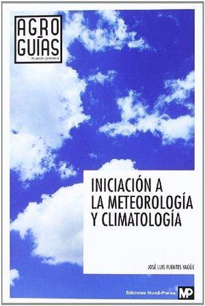 INICIACION A LA METEOROLOGIA Y CLIMATOLOGIA