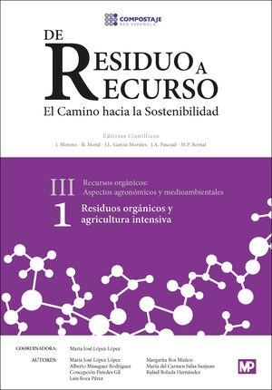 RESIDUOS ORGÁNICOS Y AGRICULTURA INTENSIVA