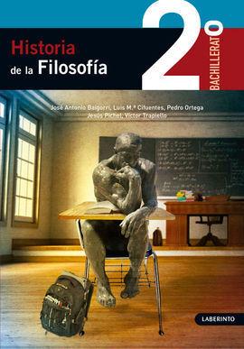 HISTORIA DE LA FILOSOFÍA, 2 BACHILLERATO