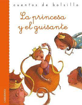 PRINCESA Y EL GUISANTE. CUENTOS BOLSILLO