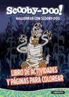 SCOOBY-DOO LIBRO DE ACTIVIDADES HALLOWEEN