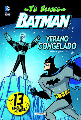 BATMAN VERANO CONGELADO