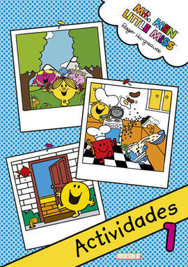 MR MEN LITTLE MISS ACTIVIDADES 1