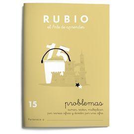 PROBLEMAS RUBIO, N  15