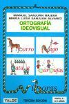 ORTOGRAFÍA IDEOVISUAL, NIVEL 3