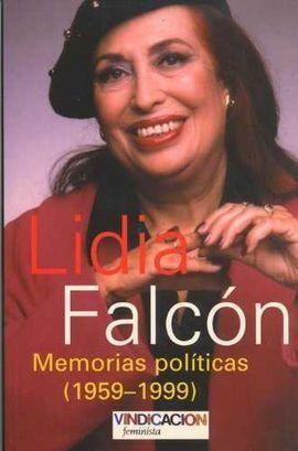 LIDIA FALCÓN, MEMORIAS POLÍTICAS