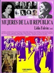 MUJERES DE LA II REPÚBLICA