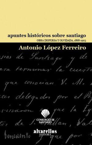 APUNTES HISTÓRICOS SOBRE SANTIAGO
