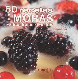 50 RECETAS CON MORAS