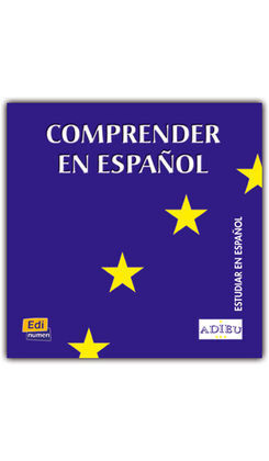 COMPRENDER EN ESPAÑOL CD