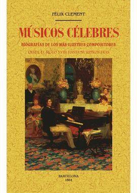 MUSICOS CELEBRES.