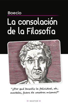 LA CONSOLACIÓN DE LA FILOSOFÍA