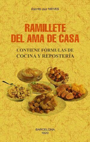 RAMILLETE DEL AMA DE CASA