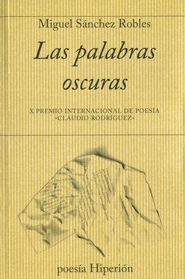PALABRAS OSCURAS, 686