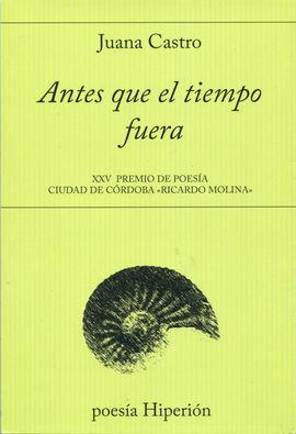 ANTES QUE EL TIEMPO FUERA 732