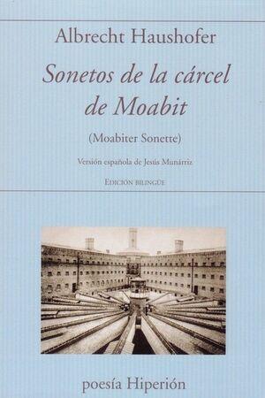 SONETOS DE LA CARCEL DE MOABIT - ED. BILINGUE