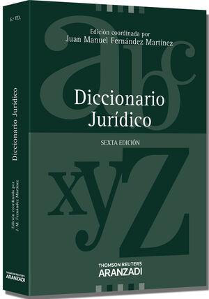 DICCIONARIO JURÍDICO 2012