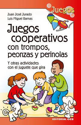 JUEGOS COOPERATIVOS CON TROMPOS, PEONZAS Y PERINOLAS
