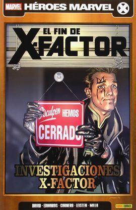 X FACTOR EL FIN DE X FACTOR