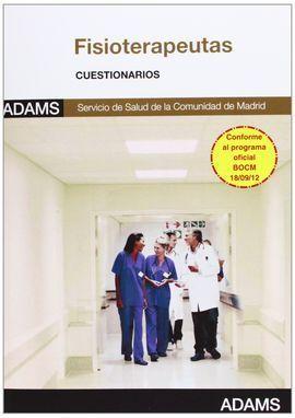 FISIOTERAPETUAS (SERMAS) - CUESTIONARIOS