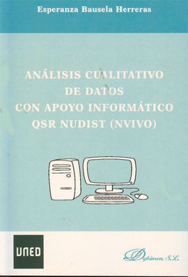 ANALISIS CUALITATIVO DE DATOS CON APOYO INFORMATICO QSR NUDIST (N