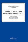 MANUAL DERECHO PRIVADO EMPRESARIAL