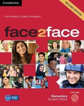 FACE 2 FACE ELEMENTARY PACK SPANISH SPEAKERS WITH KEY