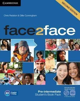 FACE 2 FACE PRE-INTERMEDIATE PACK WITH KEY