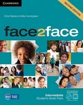 FACE 2 FACE FOR SPANISH SPEAKERS INTERMEDIATE STUDENT'S PACK (STUDENT'S BOOK WITH