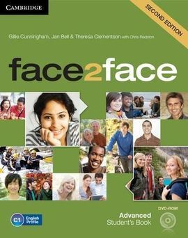 Libros infantil y primaria ingls librera luces face2face advanced pack 2cond edit with key fandeluxe Choice Image