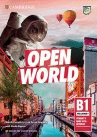 OPEN WORLD PRELIMINARY.  ENGLISH FOR SPANISH SPEAKERS. STUDENT'S BOOK WITH ANSWE