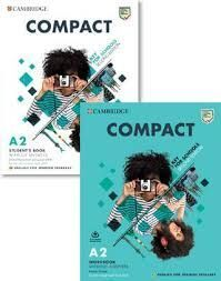 A2 COMPACT KEY FOR SCHOOLS SECOND EDITION. PACK ENGLISH FOR SPANISH SPEAKERS. STUDENT'S BOOK AND WORKBOOK WITHOUT ANSWERS AND WORKBOOK AUDIO