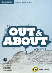 OUT AND ABOUT LEVEL 1 WORKBOOK WITH DOWNLOADABLE A
