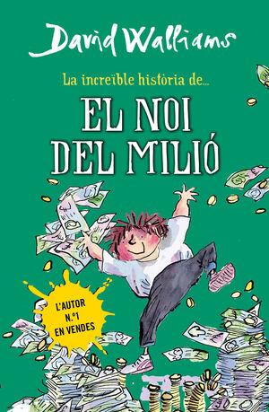LA INCREIBLE HISTORIA DE...EL CHICO DEL MILLON (CAT)