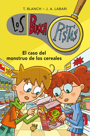 BUSCAPISTAS 6 EL CASO DEL MONSTRUO DE LOS CEREALES