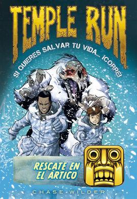 TEMPLE RUN3. RESCATE EN EL ÁRTICO