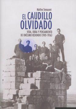 CAUDILLO OLVIDADO,EL