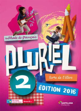 PLURIEL 2 ELEVE ANDALUCIA ED.16