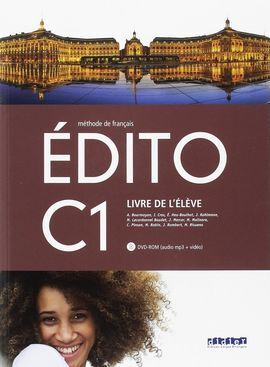 EDITO C1 ELEVE+DVD ROM ED.18