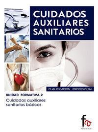 CUIDADOS AUXILIARES SANITARIOS BASICOS