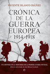 CRONICA DE LA GUERRA EUROPEA 1914-1918